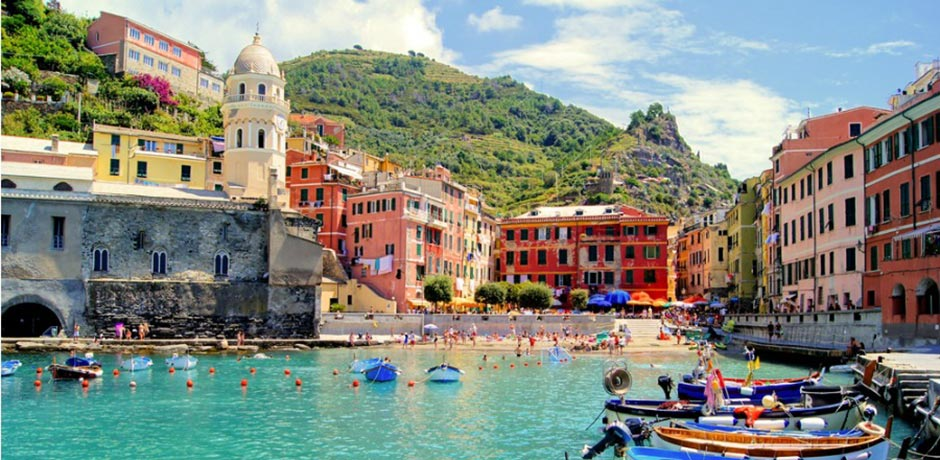 How To Get To Cinque Terre From Pisa By Car