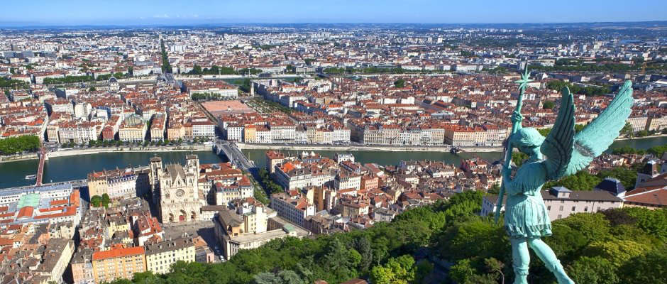 Cheap Plane Train Coach And Bus Tickets To Lyon Goeuro