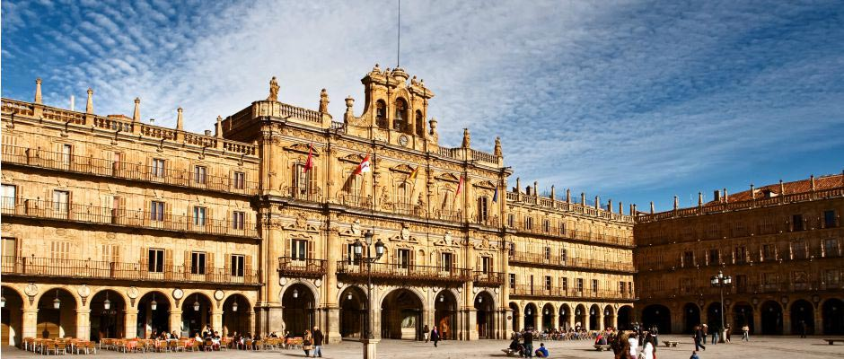 Buses From Madrid To Salamanca From 9 Goeuro