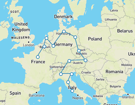 Plan The Perfect Europe Trip Goeuro